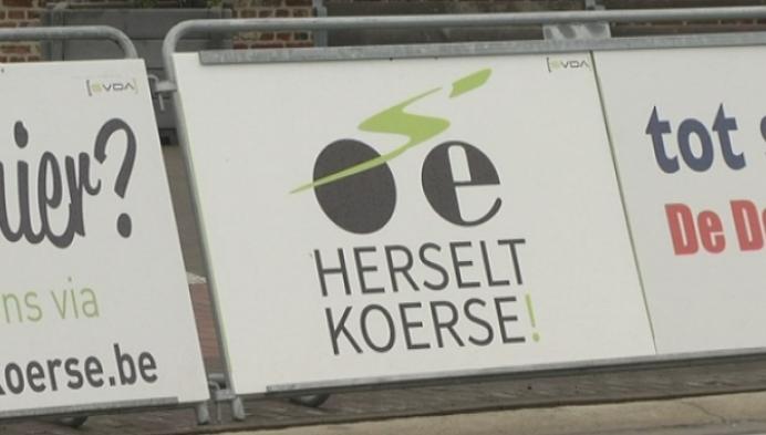 Extra veiligheidsmaatregelen voor motards Herselt Koerse