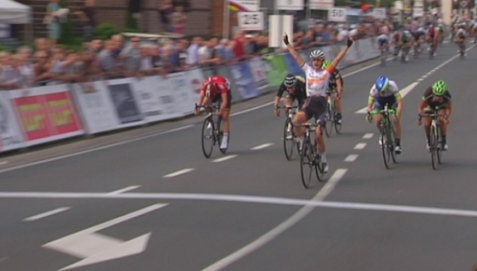 Marianne Vos wint Ladies Classic in Herselt