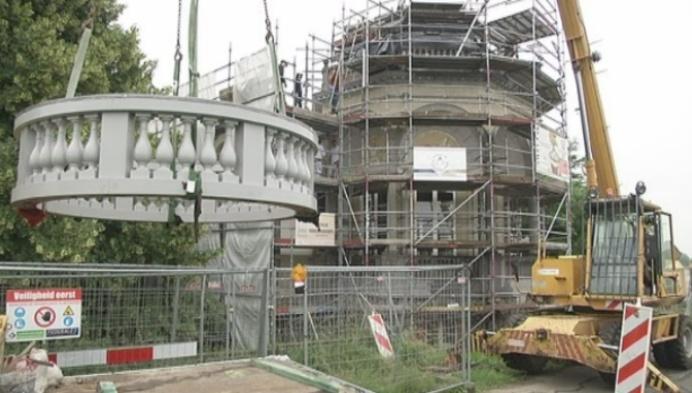 Paviljoen De Notelaer heeft 'kroon' terug