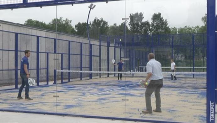 Tom De Sutter opent morgen padelclub in Mechelen
