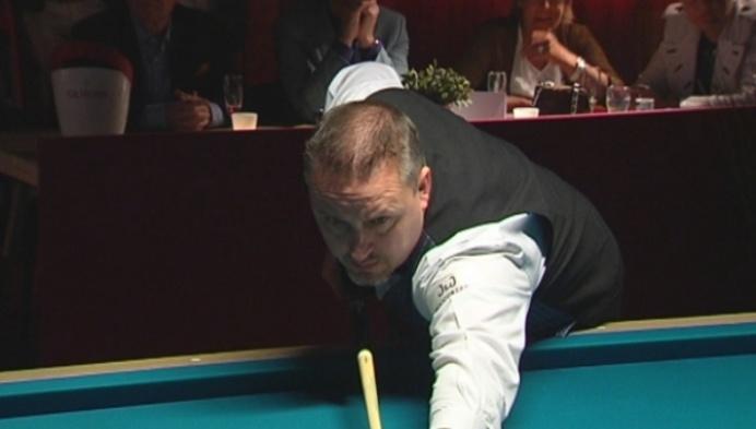 Frédéric Caudron wint laatste rankingtornooi driebanden in Lier