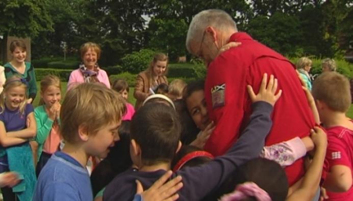 Emotioneel afscheid van directeur Sint-Pieter