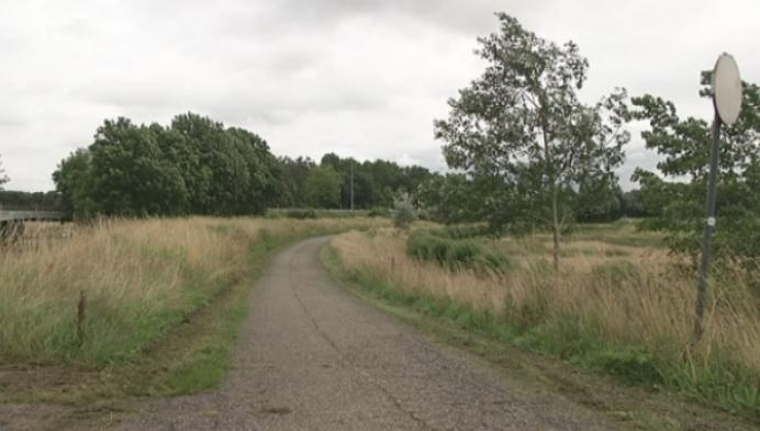 Lier werkt aan Landschapspark Pallieterland in polder