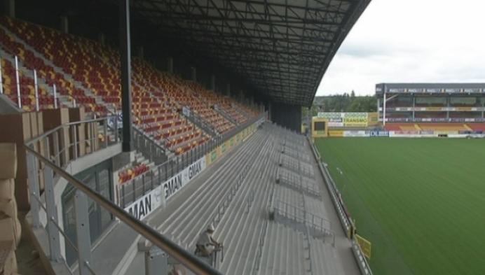 AFAS-stadion krijgt stilaan vorm
