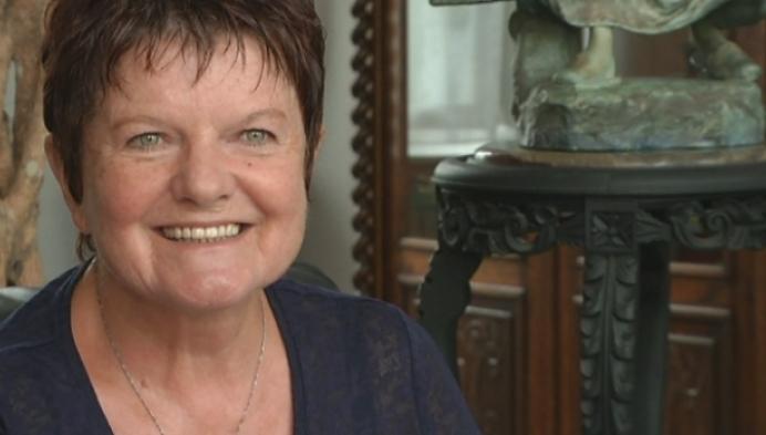 Janine Bischops is klaar voor Verklapt in Retie