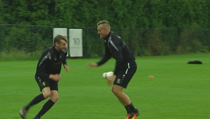 Voetbalclub Lierse klaar voor competitiestart