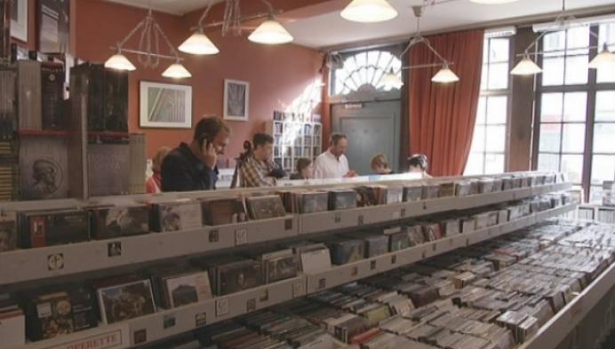Muziekwinkel sluit na 70 jaar de deuren