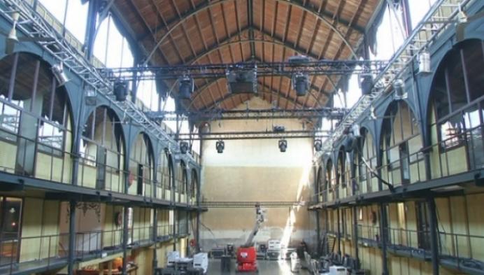 Stille fuif in Oude Vleeshalle Mechelen