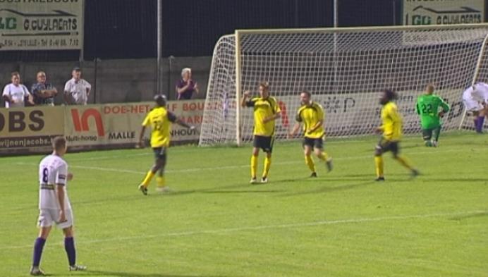 Lille wint openingsmatch tegen FC Heikant