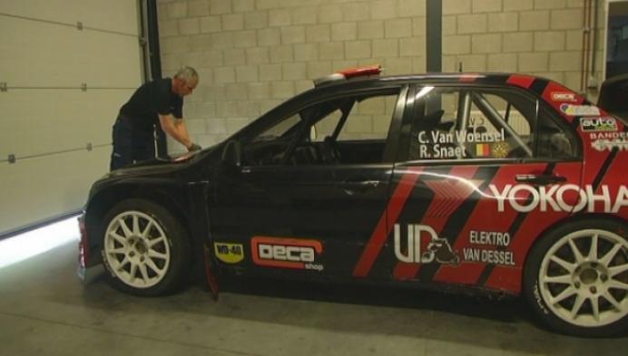 Rallypiloot Chris Van Woensel wint voor de eerste keer in 14 jaar