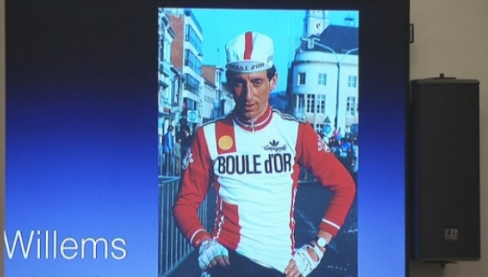Afscheid van ex-renner Daniël Willems