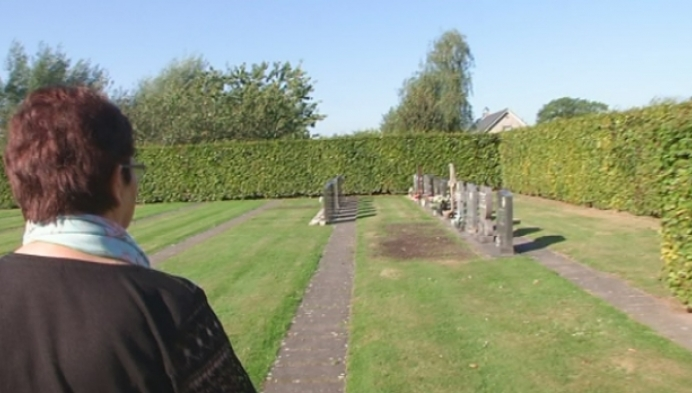 Nabestaanden boos over kerkhof Weelde-statie