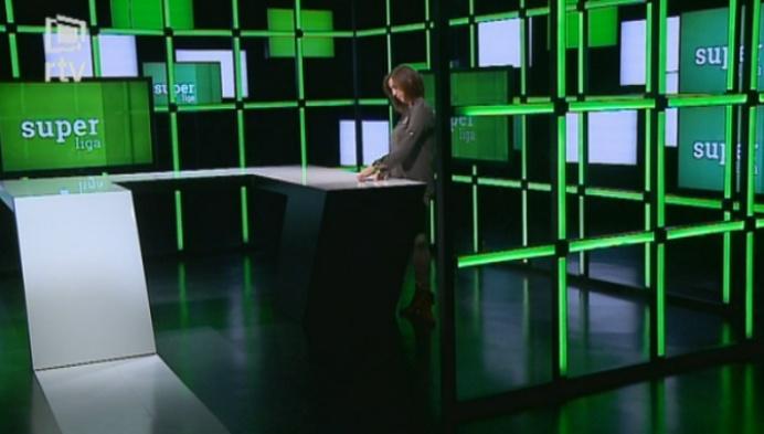 Superliga overzicht speeldag 11