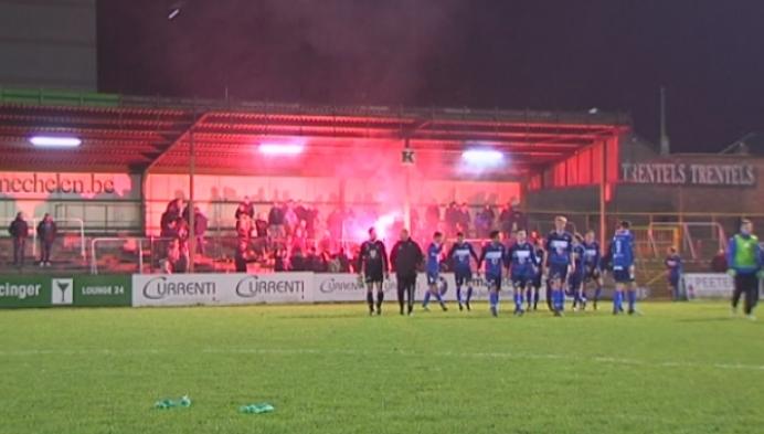 Racing Mechelen - Turnhout