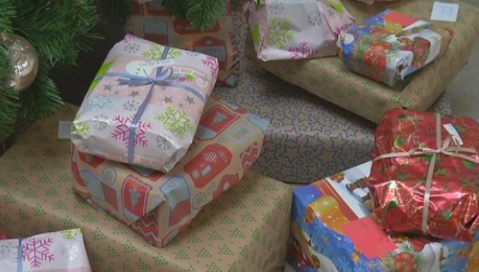 Ravels geeft ieder kind een kerstcadeau