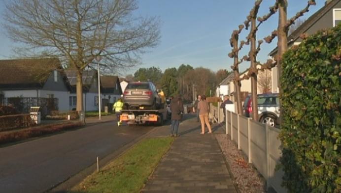 Reeks autodiefstallen in Herentals en Mol