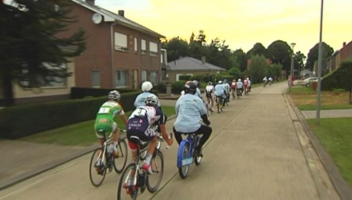 Eerste Pallieterderny brengt Wout van Aert aan de start