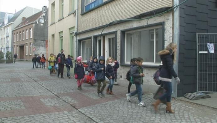 Nieuw verkeersplan rond Ursulinen in Mechelen