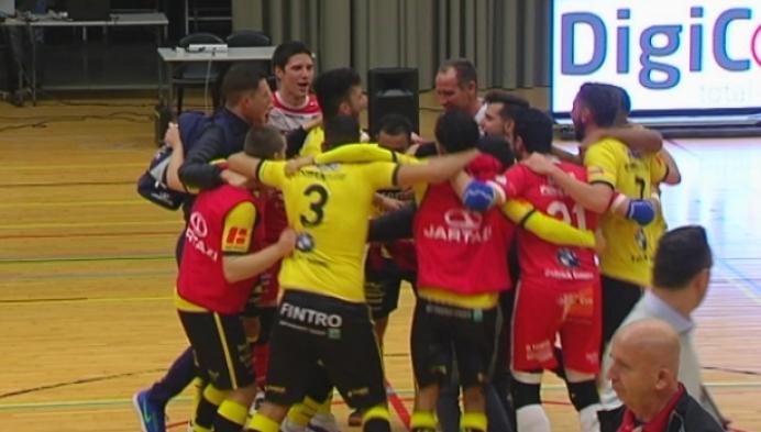 Lier klopt Real Nooderwijk en heeft opnieuw voeling met de top-4
