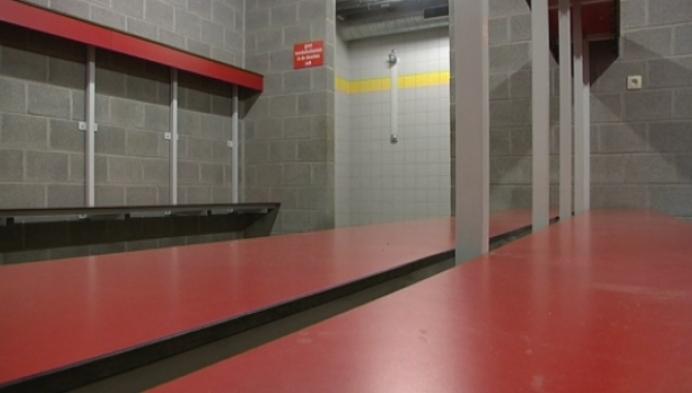 Dieven viseren kleedkamers voetbalclub Duffel