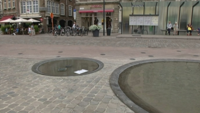 Lier waagt zich aan nieuwe fontein... op de Binnenete