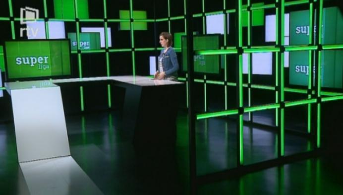 Superliga speeldag 20