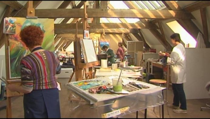 Wezenkapel in Liers Begijnhof wordt expositieruimte