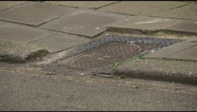 Gedaan met scheve tegels: Dodoensstraat krijgt nieuwe trottoirs