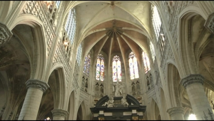 Uniek netwerkevent in Sint-Romboutskathedraal