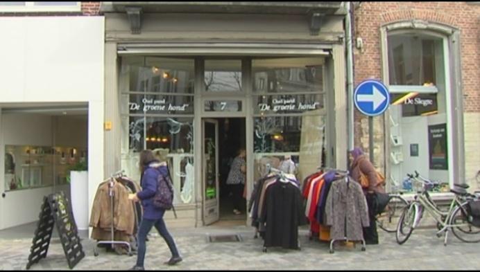 Kleren gaan vlot van de hand in Empty Shop Mechelen