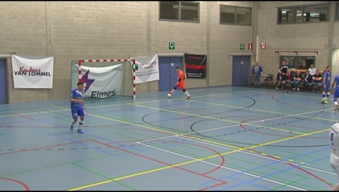 Real Noorderwijk pakt mooie zege tegen Charleroi