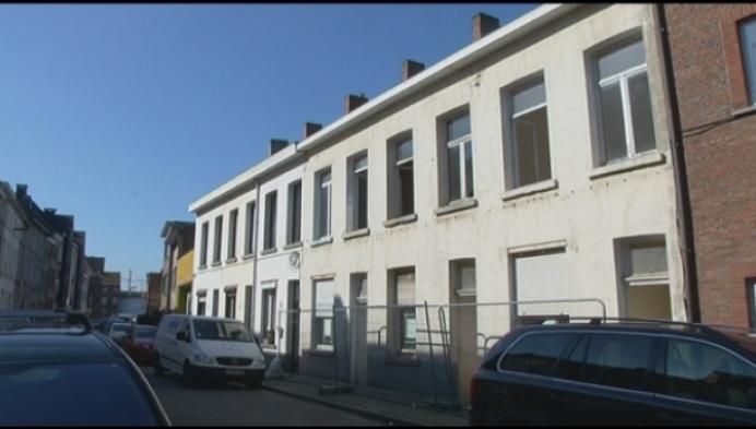 Arbeidershuisjes maken plaats voor gezinswoningen