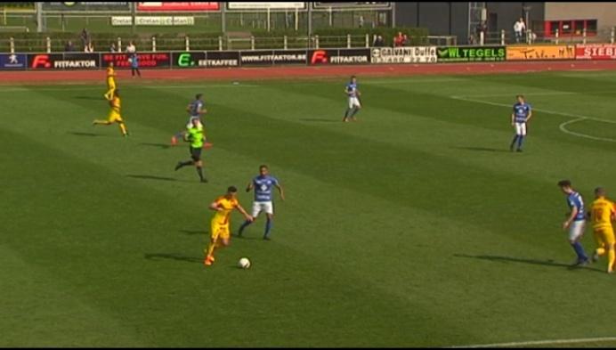 Duffel laat voorsprong uit handen glippen tegen Tienen