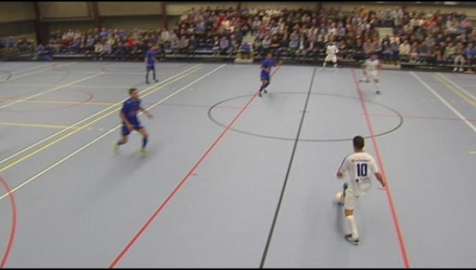 Malle-Beerse plaatst zich voor de play-offs van het futsal