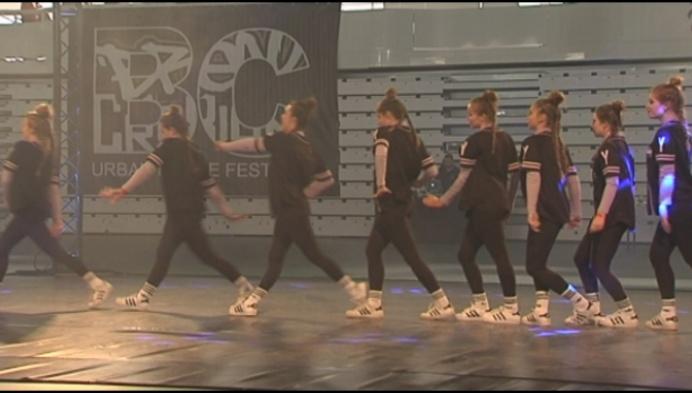 Streetdancers maken sporthal Bloso onveilig