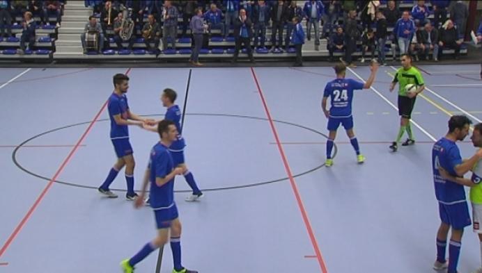 Malle-Beerse stunt in play-offs zaalvoetbal tegen titelkandidaat Hasselt