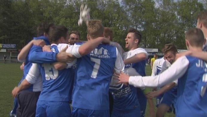 Vosselaar wint op Leopoldsburg en speelt de eindronde