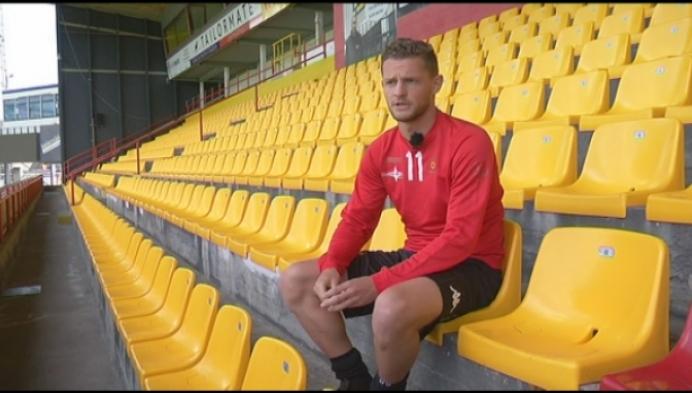 Mats Rits exponent van succes KV Mechelen