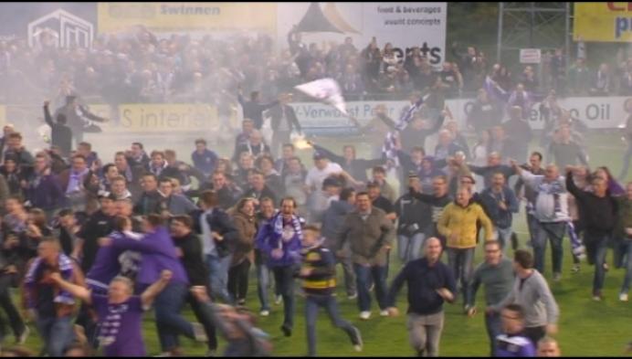 Beerschot-Wilrijk wint van Dessel met 1-2 en is kampioen in Superliga Amateurs
