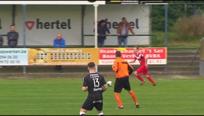 VC Herentals wint van Lyra en plaatst zich voor eindronde