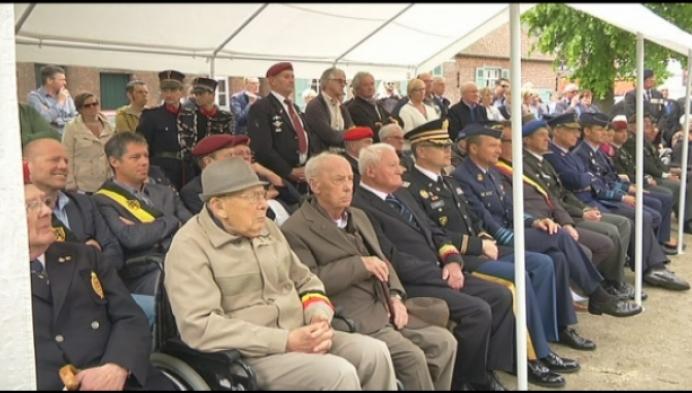Gierle herdenkt gesneuvelden van vliegtuigcrashes tijdens WOII