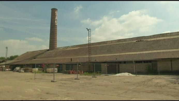 Sloop oude steenfabriek Sas Rijkevorsel gestart
