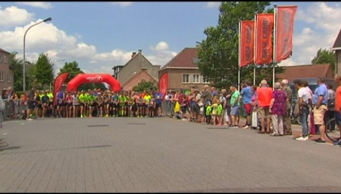 Stefan Van Den Broek wint halve marathon van Nijlen