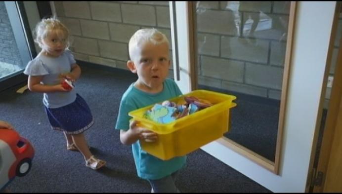 Basisschool Heilig Hart neemt intrek in nieuwbouw