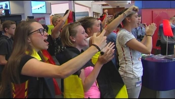 Belgian Cats zijn weer thuis met bronzen medaille EK
