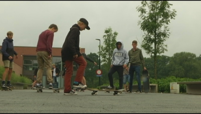 Westelse jeugd krijgt skatepark