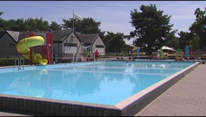 Zwembad Keiheuvel blijft hele zomer dicht