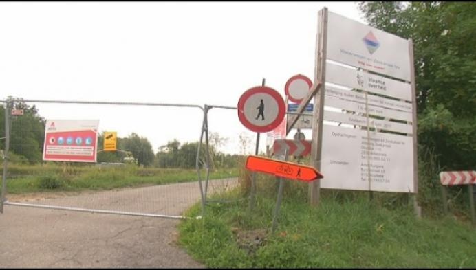 Jaagpad Leuvense Vaart pas na zomer open
