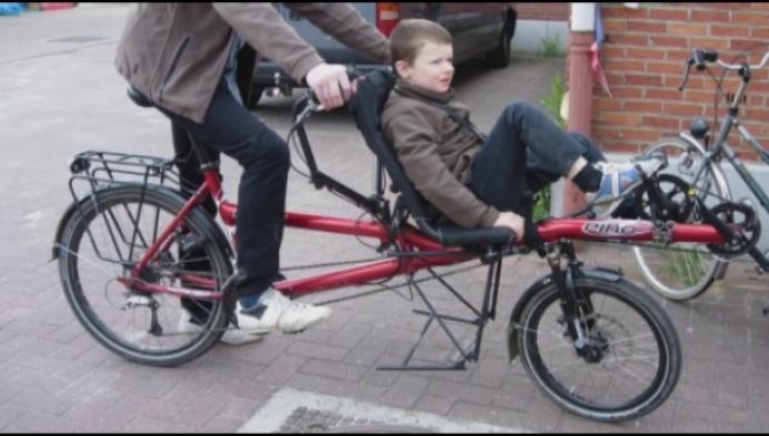 Wie koopt mee een nieuwe fiets voor Flor?