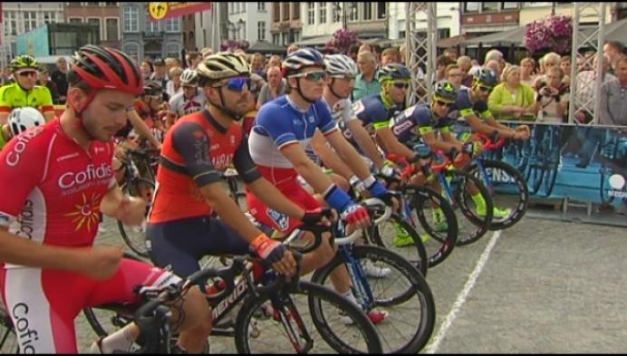 Arnaud Démare wint na-tourcriterium in Mechelen